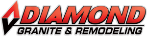 Logo Diamond Granite and Remodeling